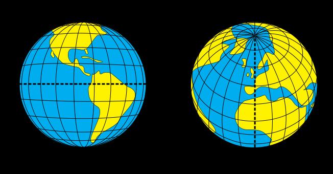 Tip – Latitude and Longitude on Large Scale Plans