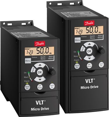Variable Frequency Drive on