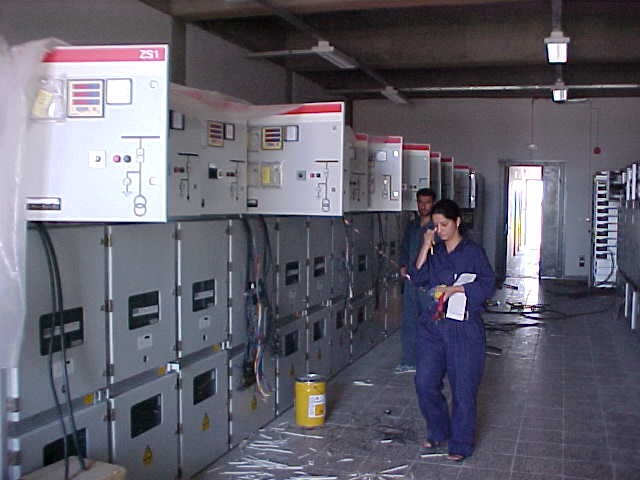 Medium voltage switchgear room design guide for Apartment design manual