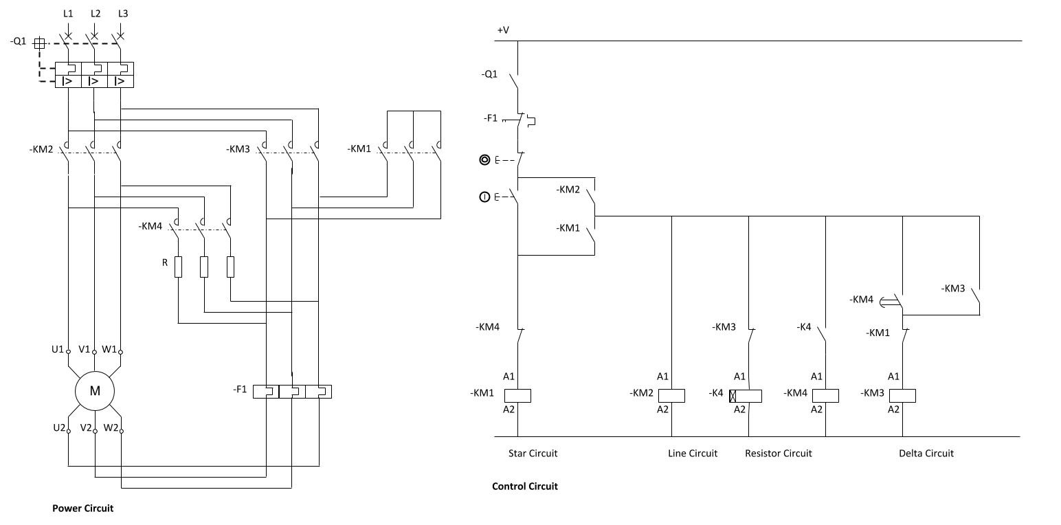 Bathroom Electrical Wiring Diagram together with Wye Delta Motor Control Diagram furthermore 3 Phase Wiring Color Code additionally Single Phase Electric Motor Wiring Diagrams also 3 Phase Delta Motor Wiring Diagram. on star delta motor connection diagram