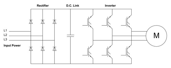 VFD Circuit Diagram