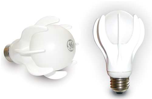 GE LED Light Bulb
